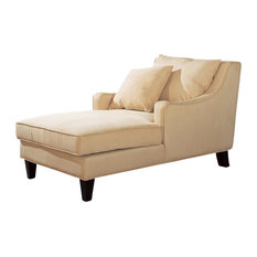 Proper Image - Adavale Chaise Lounge - Indoor Chaise Lounge Chairs
