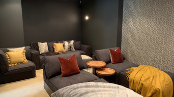 Home Theatre Transformation at Macquarie links