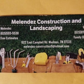 Melendez Construction and Landscaping's photo