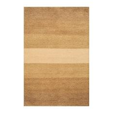 Baku Stripe Beige Floor Rug, 200x140 cm