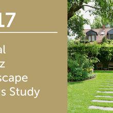 2017 Global Houzz Landscape Trends Study