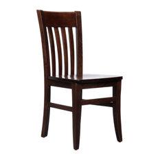 Jacob Chairs, Set of 2, Walnut