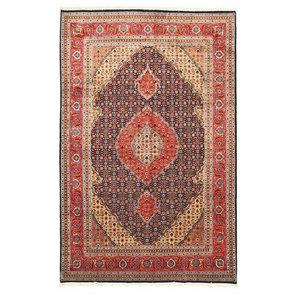 Tabriz 50Raj Persian Rug, Hand-Knotted Classic, 306x200 cm