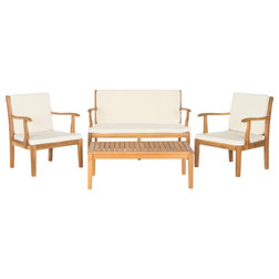 Good Transitional Outdoor Lounge Sets by Safavieh