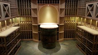 Concord wine cellar