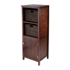 3-Piece Brooke Jelly-Cupboard With 2 Baskets