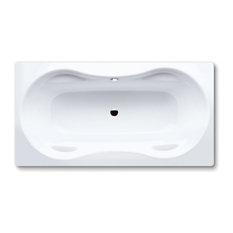 Kaldewei 180, Mega Duo Bathtub, White