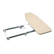 Campbell Retractable Pullout Folding Ironing Board