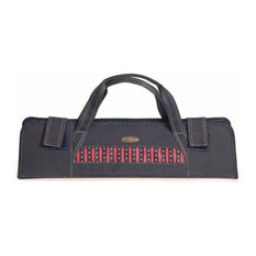 Picnic & Beyond - 600D Polyester BBQ Tools Bag - Grill Tools & Accessories
