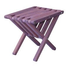 GloDea End Table X36, Purple Berry