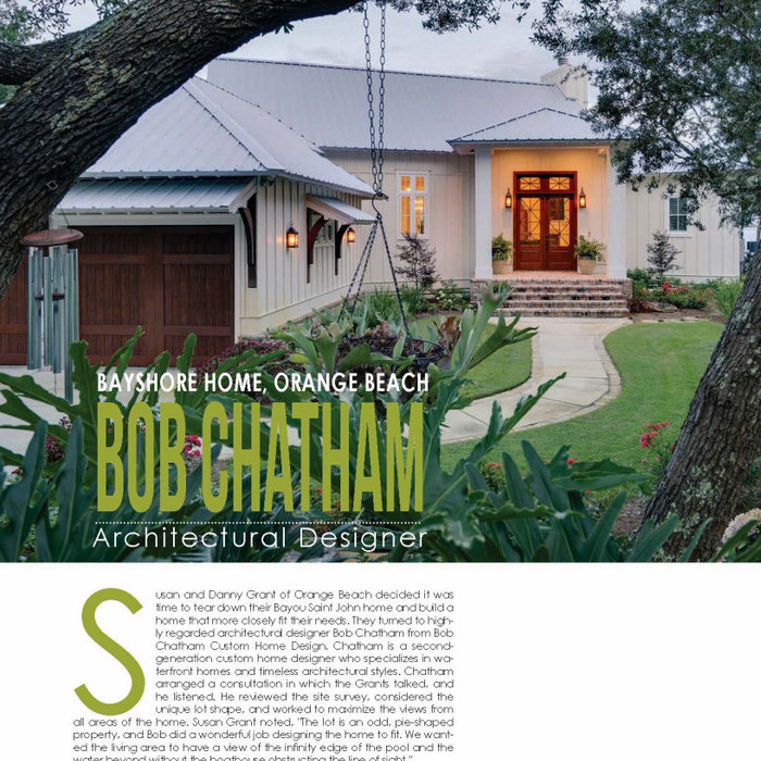 Coastal Lifestyle Magazine- Bear Point Retreat