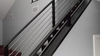 horizontal Stainless Steel