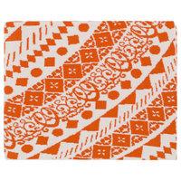 Ekena Throw Blanket, Burnt Orange