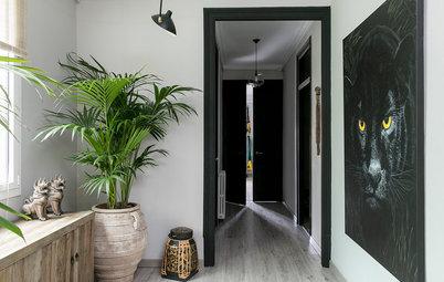 Visita privada: Estilo nórdico en un luminoso piso en Barcelona