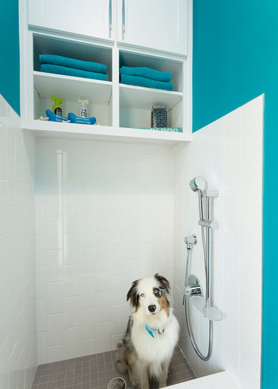 How to install a dog washing station by mary dewalt design group solutioingenieria Image collections