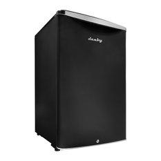 Danby 4.4 Cuft. Contemporary Compact Refrigerator Dar044A6Mdb