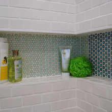 6 Spot-on Places to Use Penny Tiles