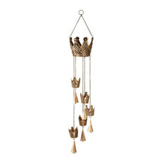 Midwest-CBK - Crown Wind Chime - Wind Chimes