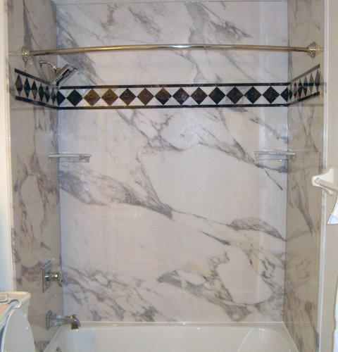Decorative Interior Shower & Tub Wall Panels