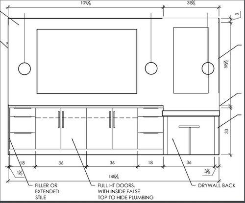 For Bathroom Pendant Sconces, Standard Height For Bathroom Vanity Light