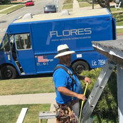 Flores Painting Long Beach
