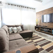 Giving your Living Room a Stylish appearance