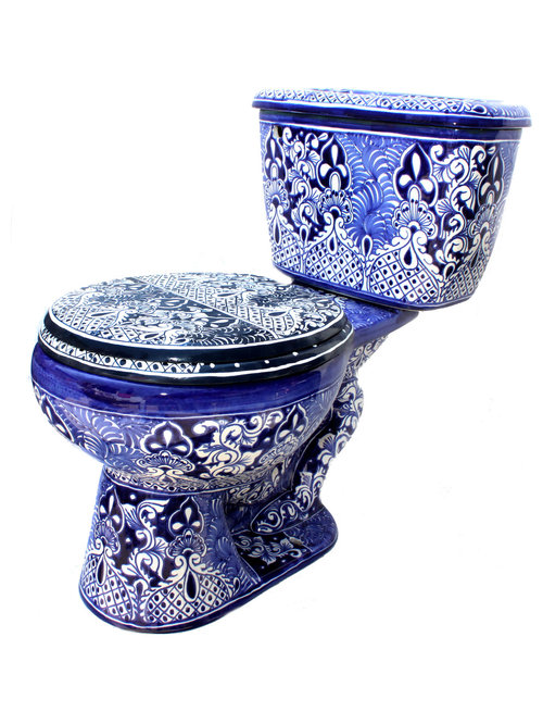 Talavera Toilet sets