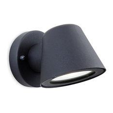 Elan LED Wall Light, Black