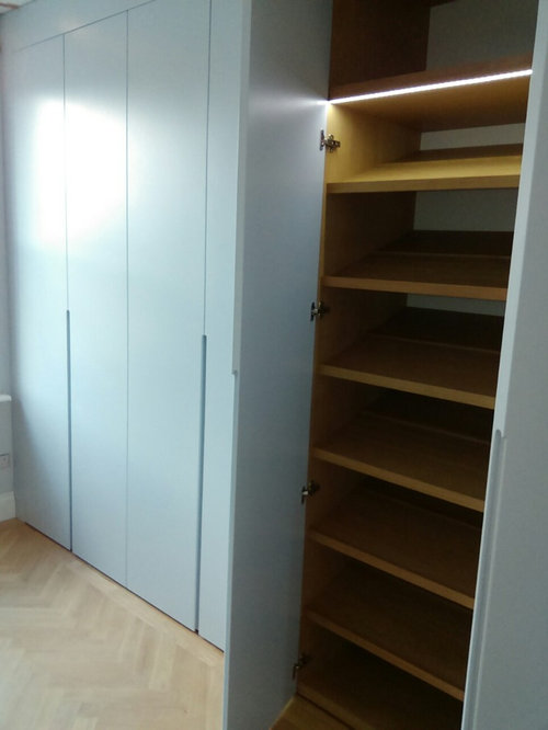 Bespoke wardrobe - Products