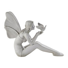 Bird Fairy of Cecina Garden Statue