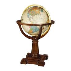 """Replogle Annapolis Illuminated Floor Globe, 20"""""""