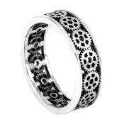 Sprocket II Ring by Machina