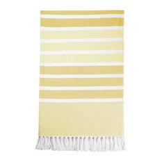 Costa Rei Beach Towels, Yellow