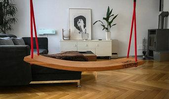 HUTSCHN® die Indoor-Schaukel