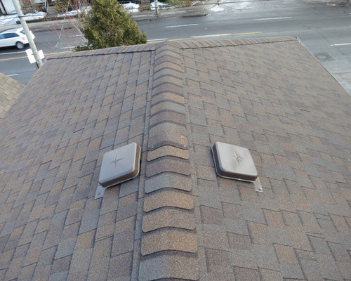 Asphalt Shingles Certainteed Landmark Heather Blend Roof