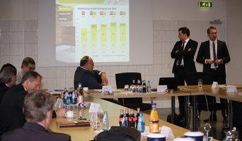 Vorstandstagungen Verband der Deutschen Küchenmöbelindustrie