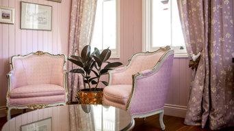 Tea Room Curtains