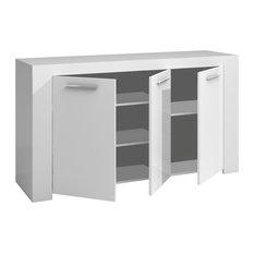 Ambit Sideboard, White