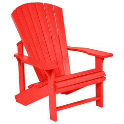 Contemporary Adirondack Chairs by C.R. Plastic Products