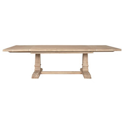 Farmhouse Dining Tables by Orient Express Furniture