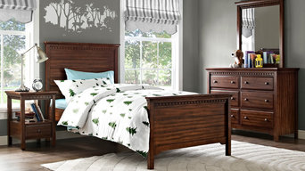 Bertini Auburn Twin Bed