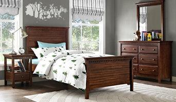 Bertini Auburn Twin Bed