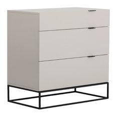 Modrest Hera Modern Gray Dresser