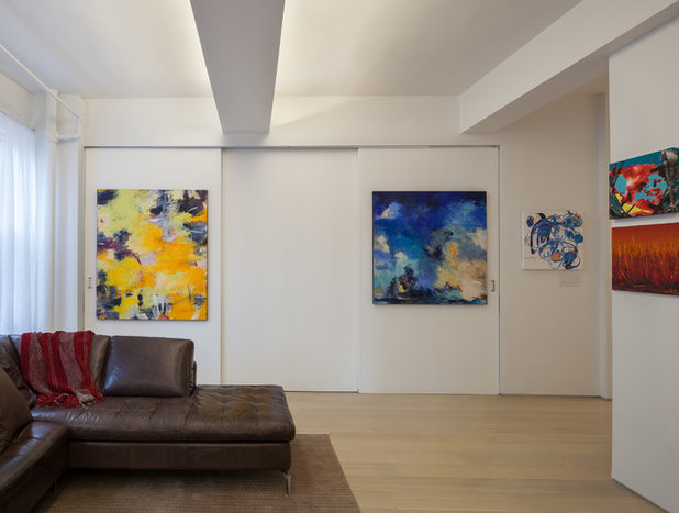 Contemporary  by Andrew Mikhael Architect