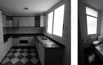Orden, serenidad y emoción en la reforma de un piso en Valencia
