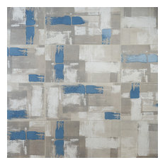 Stroke 11.81 in. x 23.62 in. Glazed and Matte Porcelain Floor and Wall Tile, Dec