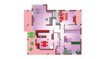 Progetto di una casa a Roccasecca