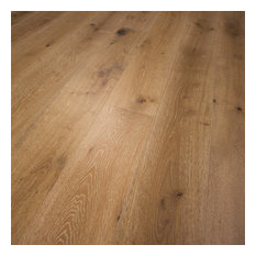 French Oak Prefinished Engineered Wood Floor, Washington, Sample