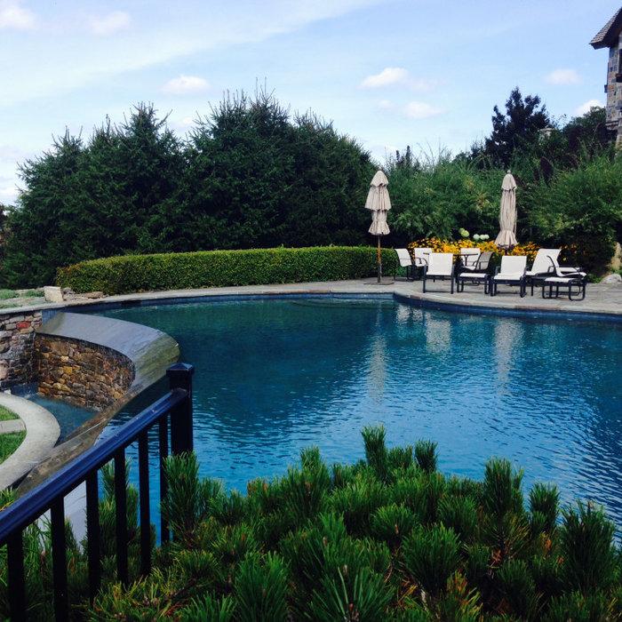 Infinite Pool in North Salem
