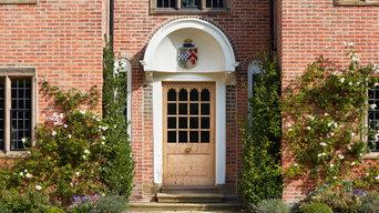 External Doors - Half Glazed